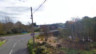 Newbridge village