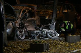 Представитель Нацполиции Ярослав Тракало уточнил, что ранения получили три человека