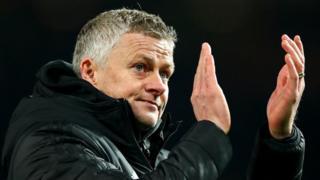 Kocin Manchester United Ole Gunnar Solskjaer
