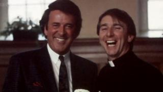 Sir Terry Wogan and Fr Brian D'Arcy