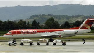 avion de avianca