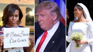 Trump, Bring Back Our Girls, Meghan Markle