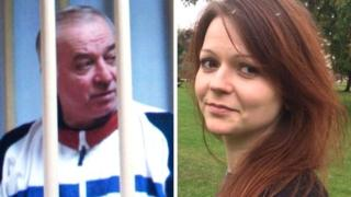 Sergei Skripal y su hija Yulia