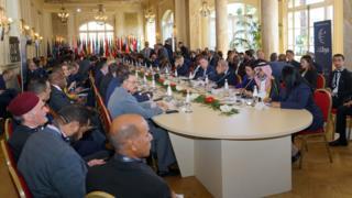 مؤتمر باليرمو في إيطاليا بشأن ليبيا