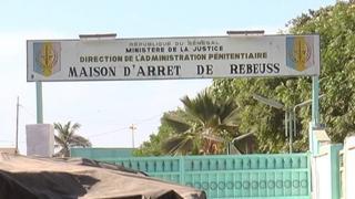 La prison de Rebeuss a une capacité de 800 places mais elle abrite 2000 détenus.