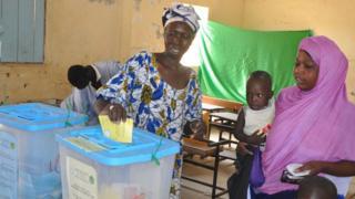 vote Mauritanie