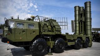 موشکهای اس-٤٠٠