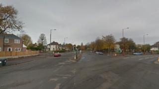 The Tyburn Road and Bromford Lane crossing