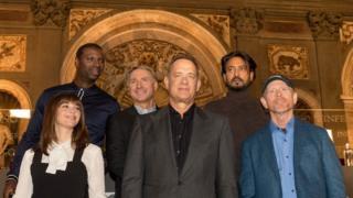 عرفان خان ہالی وڈ اداکاروں کے ساتھ