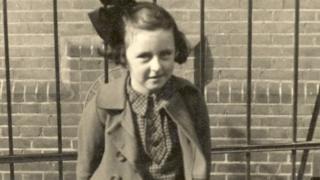 Mirjam Lapid-Andriesse seen here in September 1939