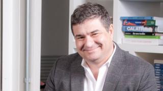 O consultor Andre Torretta