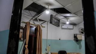 Kerusakan rumah sakit Indonesia