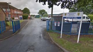 Testwood School in Totton