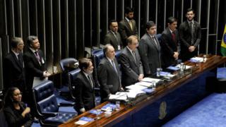 Homens brancos são 80% dos senadores brasileiros