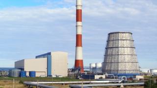 The Iru power plant in Estonia