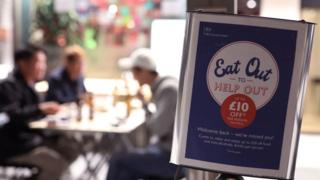 Eat Out to Help Out drives UK inflation to five-year low thumbnail