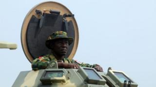جندي نيجيري