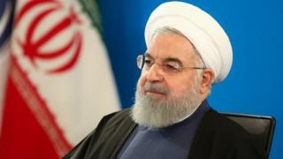 روحانی از نبود رسانه آزاد در ایران و فیلتر کردن اینترنت شکایت میکند
