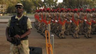 Imirwi y'agateka ka muntu irega Eritreya kugumiza abanyagihugu basanzwe mu bikorwa vya gisirikare