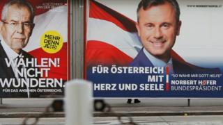 Австрия выбирает президента