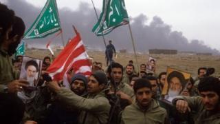 نیروهای ایرانی