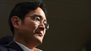 لي جي-يونغ رئيس سامسونغ بالنيابة