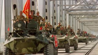 Soviet withdrawal from Afghanistan, May 1988
