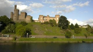 Inverness Castle