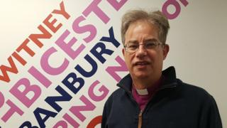 Bishop of Oxford, Rt Revd Dr Steven Croft