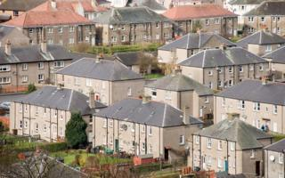 Houses in Stirling
