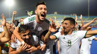 Les Algériens sont la seule équipe à ne pas avoir encore encaissé de but dans cette CAN.