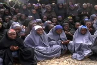 Wasichana wa Chibok waliotekwa nyara mwaka 2014