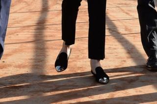 Новые туфли Терезы Мэй