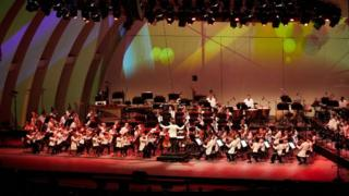 The LA Philharmonic