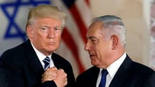 Benjamin Netanyahu arahakana yivuye inyuma amakuru avuga ibikorwa vy'igendereza Israel yoba yarakoze kuri Amerika