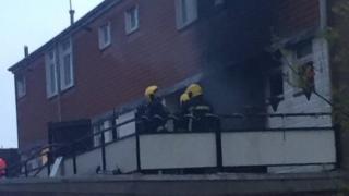 Basingstoke fire
