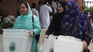 راولپنڈی میں پریزائیڈنگ افسر