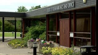 Hazlehead crematorium