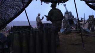 Baza američkih vojnika na granici Iraka i Sirije
