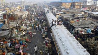 Wafanya biashara nchini Nigeria