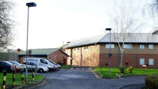 General view of Medway Secure Training Centre