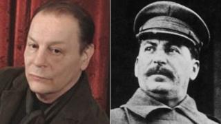 Alexander Burdonsky nhìn nhận ông nội mình như một nhân vật trong các tác phẩm của Shakespeare