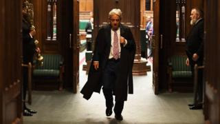 John Bercow: Formal criticism lodged in opposition to veteran Commons Speaker thumbnail