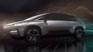 Faraday Future электромобиль