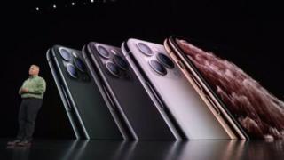 Apple apresentou o iPhone 11 pro na terça-feira