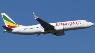 Le Boeing 737 Max-8 qui s'est écrasé dimanche