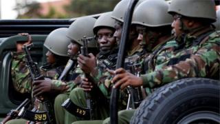 Al-Shabab ivuga ko yihora kubera igihugu ca Kenya gishigikiye leta ya Somalia