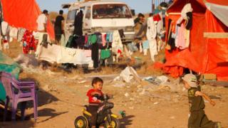 الحرب في درعا جنوب سوريا