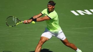 Nadal, 30 ans, est le 6e joueur mondial à 30 ans.