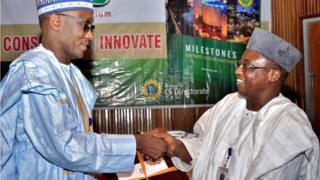 Mallam @MKKyari will take over from @DrMKBaru as the 19th GMD of